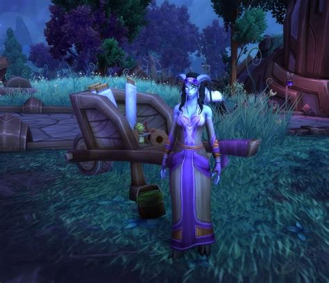 Ameeka, Master Tailor - Quest - World of Warcraft