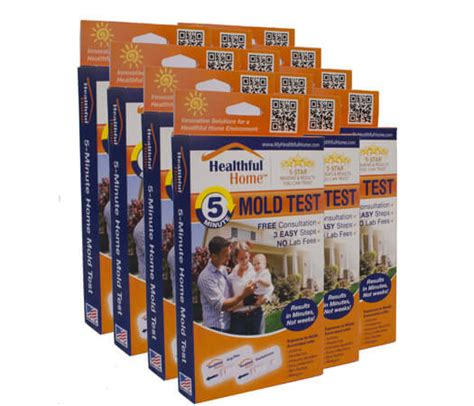 Buy The Healthful Home 5-Minute Mold Test Case Pack 12