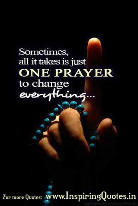 Inspirational Quotes on God Prayer - Thoughts Pictures