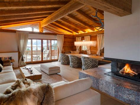 The most luxurious ski chalets you can rent on Airbnb
