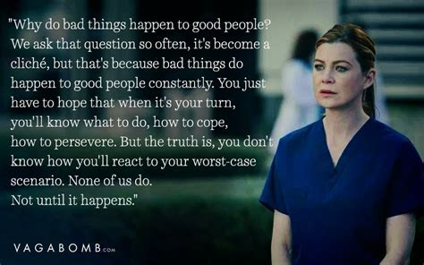 25 Meredith Grey Quotes That Are Way Too Relatable for