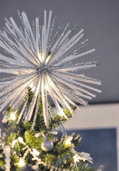 20 Whimsy And Creative Christmas Tree Toppers - DigsDigs
