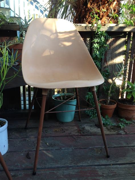 Mid-Century Molded Plastic Chairs   Collectors Weekly
