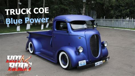 Truck COE Ford 1938 - Revista Hot Rods - YouTube