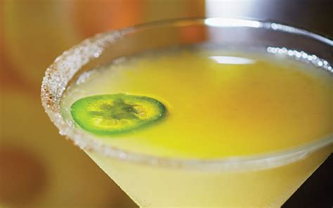 Hand-Crafted Martinis at Bonefish Grill