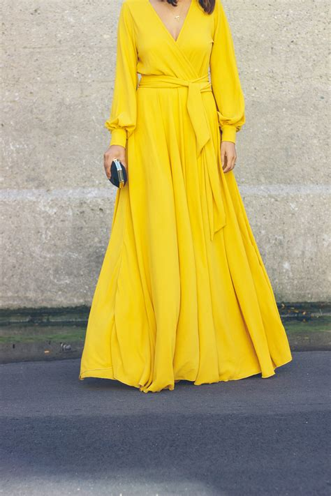 Mellow Yellow Maxi Dress | Lows to Luxe