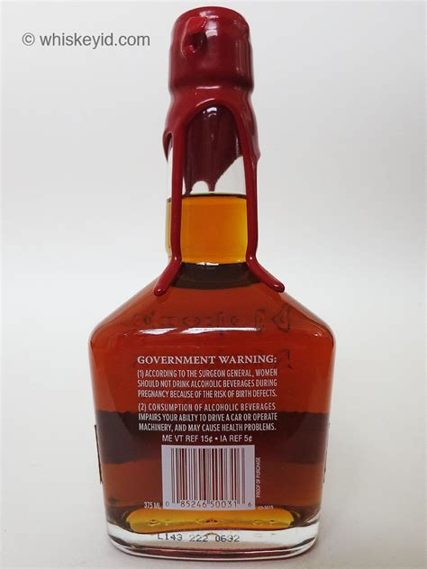 makers_mark_cask_strength_2014_back | whiskey id