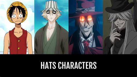 Best Hats Characters | Anime-Planet