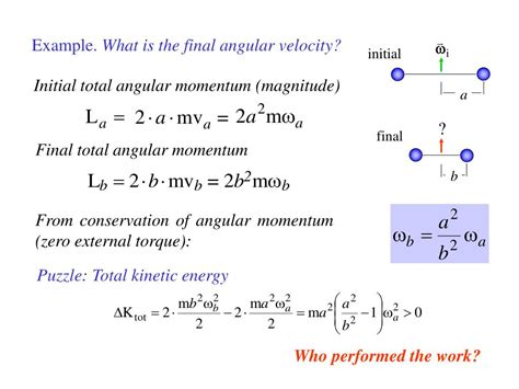PPT - Angular Momentum (of a particle) PowerPoint
