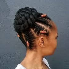 Thandaza benny and betty hairstyles   African hairstyles
