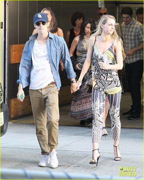 'The Flash' Star Grant Gustin Holds Hands With Girlfriend