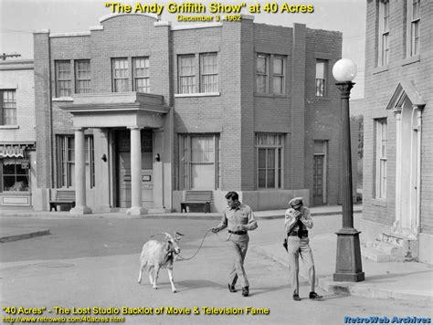 40 Acres - The Lost Studio Backlot of Movie & Television