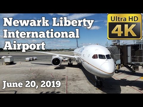 EWR Terminal Map & Guide - Airlines & Shops   Value Parking