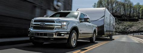 Can the Ford F-150 tow a fifth wheel trailer?