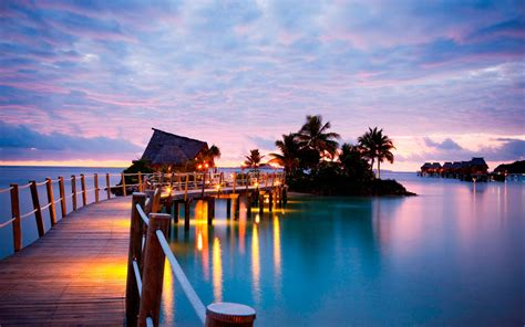 The Best Overwater Bungalows | Travel + Leisure