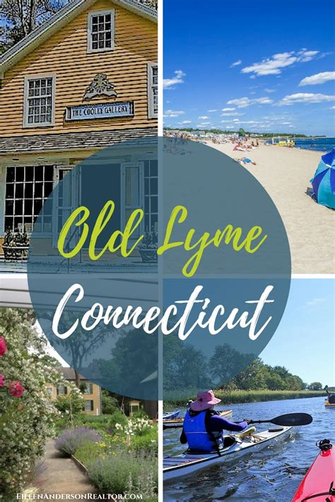 Things to do Old Lyme CT | See Connecticut Shoreline