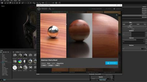 What's new in Substance Painter 2017 - CGMeetup