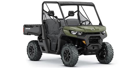 2021 Can-Am Defender DPS HD8 - L5VIN329485 for sale in