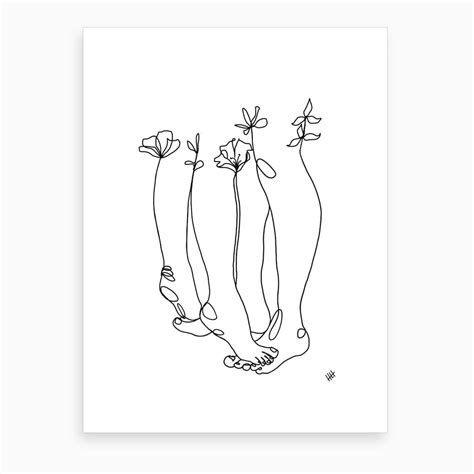 Line Art Prints and Posters | Free Shipping | Shop Fy