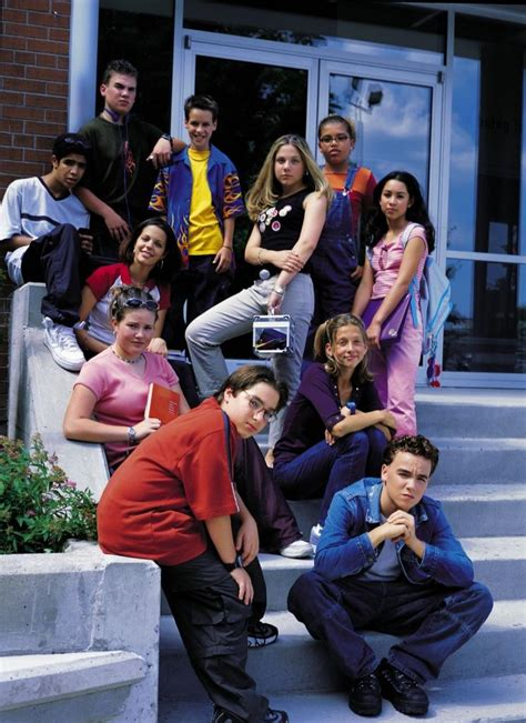 'Degrassi' revived on Netflix, given new game - Daily Dish