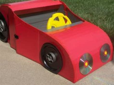 How to Make a Car From a Cardboard Box (with Pictures) | eHow