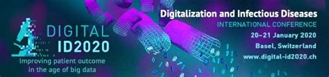 Digitalization and Infectious Diseases - Conference