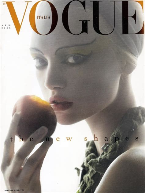 Flashback: 5 of Gemma Ward's Most Memorable Vogue Covers