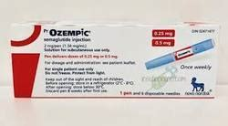 Ozempic Semaglutide Injection at Best Price in India