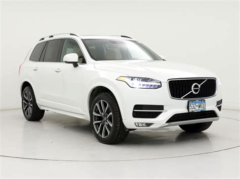 Used Volvo XC90 white exterior for Sale