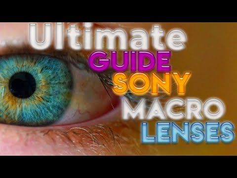 The New Sony Full Frame E Mount Lenses Expand the Lineup