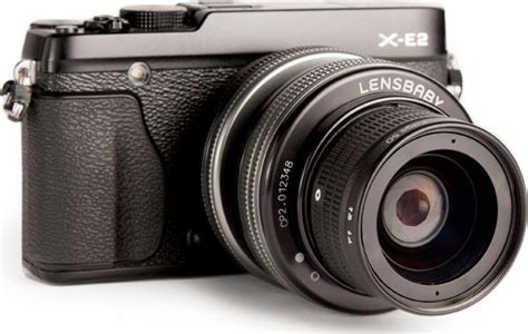 Lensbaby: New Composer Pro II with Edge 50 Optic is a