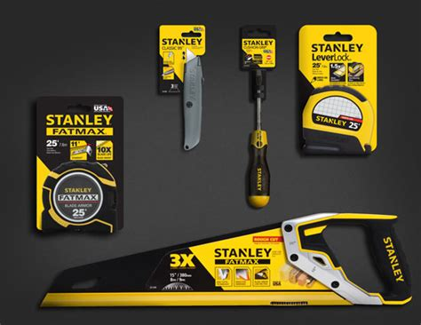 New Brand Images for Craftsman and Stanley