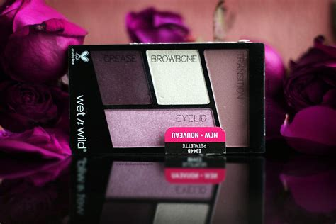 Wet n Wild Color Icon Eyeshadow Quad – Petalette Review