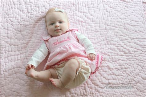 Six Ideas for 5 Month Baby Photos