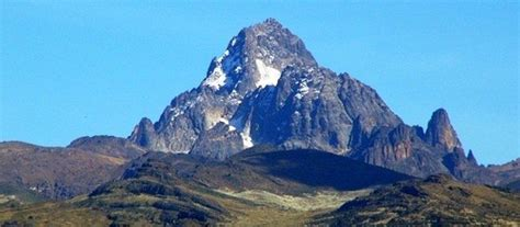 Top 10 Highest Mountains in Africa