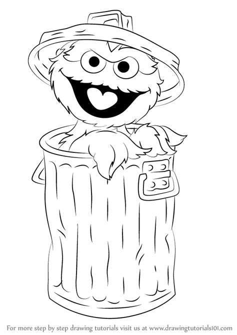 Library of oscar the grouch banner freeuse download in