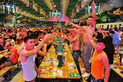 Qingdao Beer Festival: China's answer to Germany's