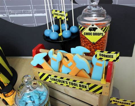 Construction Baby Shower - Baby Shower Ideas and Shops