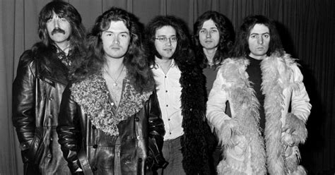 Deep Purple Band Members (Picture Click) Quiz - By