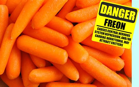 The Dangerous Truth Behind Baby Carrots - Adult Swim