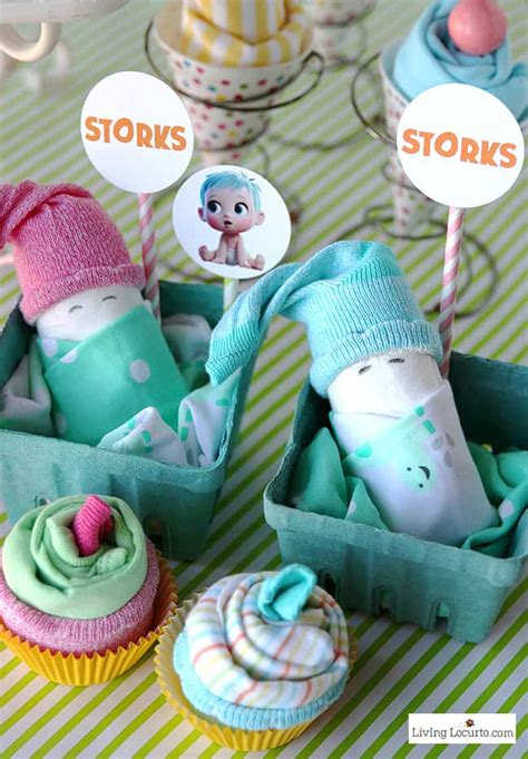 8 Baby Shower Crafts for Party Guests | Homemade Baby Gifts