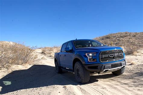Quick Facts to Know: 2019 Ford F-150 Raptor