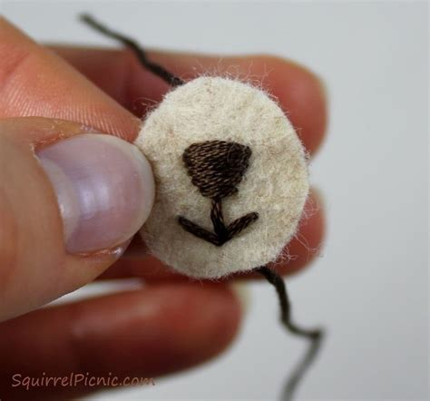 How To Stitch Faces For Amigurumi · Technique Tuesday