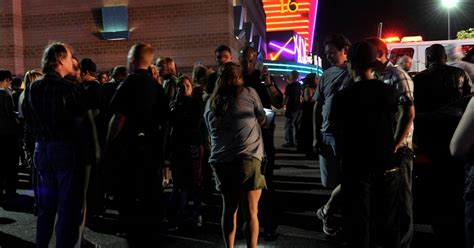 Images: Colorado movie theater shooting