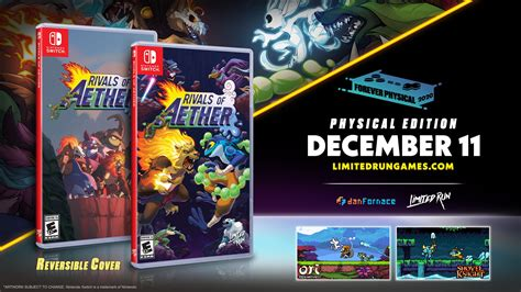 LRG annonce Rivals of Aether | Videoludeek