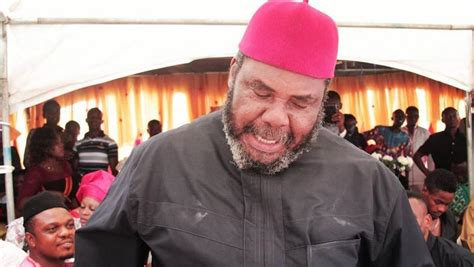 Pete Edochie says homosexuality is caused by 'Ogbanje