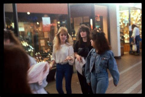 Photos from American malls in the 1990s to become a book