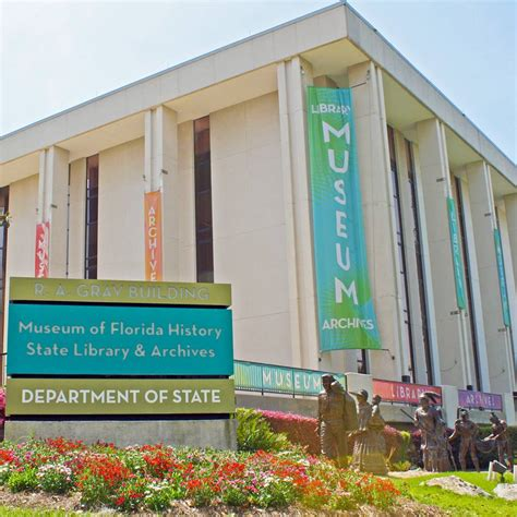 Museum of Florida History | Tallahassee Arts Guide