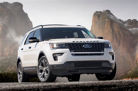Ford Strikes Back at Toyota With a Fresh Face for the 2018