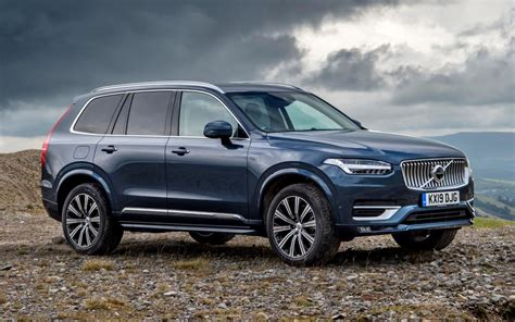 Refreshed Volvo XC90 for 2020 can go farther on